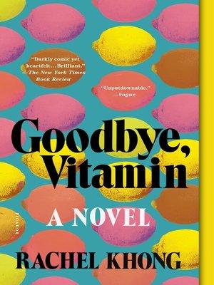cover image of Goodbye, Vitamin