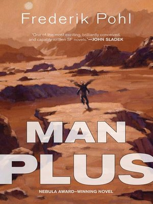 cover image of Man Plus