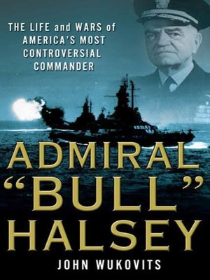 cover image of Admiral 'Bull' Halsey