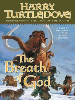 cover image of The Breath of God