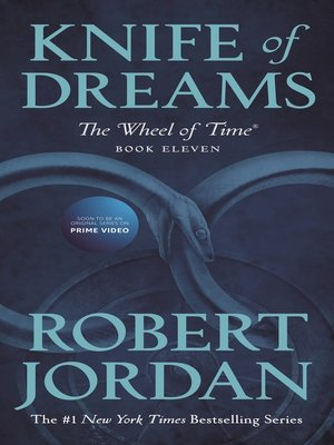 cover image of Knife of Dreams