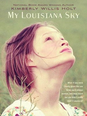 cover image of My Louisiana Sky