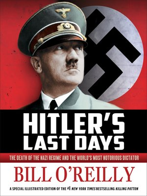 cover image of Hitler's Last Days
