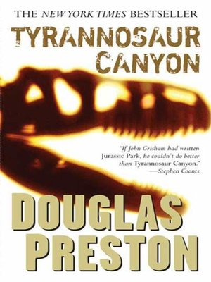 cover image of Tyrannosaur Canyon