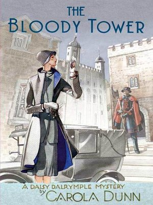 cover image of The Bloody Tower