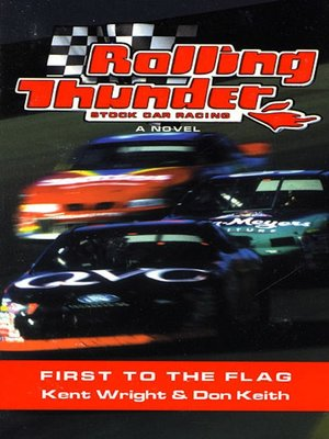 cover image of First to the Flag