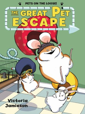 cover image of The Great Pet Escape