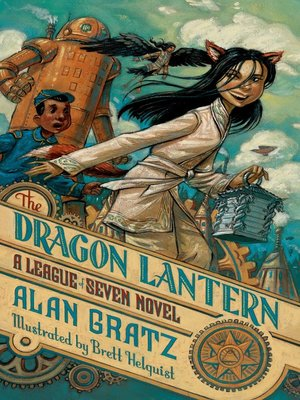 cover image of The Dragon Lantern
