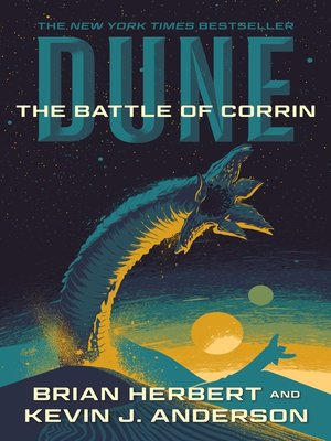 cover image of The Battle of Corrin
