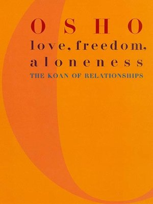 cover image of Love, Freedom, and Aloneness