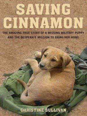 cover image of Saving Cinnamon