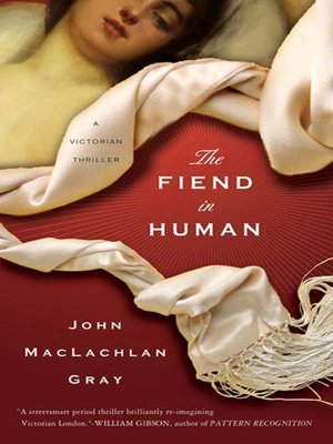 cover image of The Fiend in Human