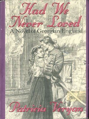 cover image of Had We Never Loved