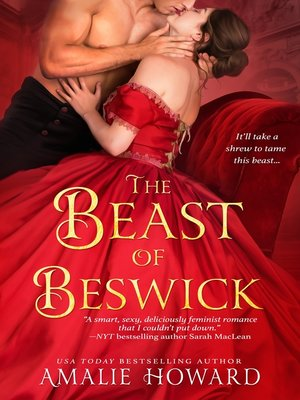 cover image of The Beast of Beswick