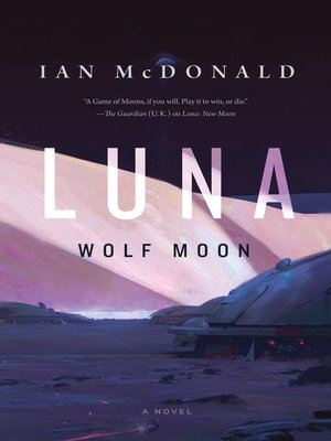 cover image of Luna: Wolf Moon