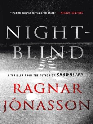 cover image of Nightblind