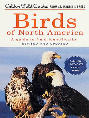 cover image of Birds of North America