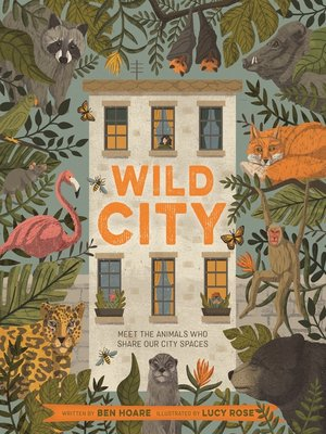 cover image of Wild City