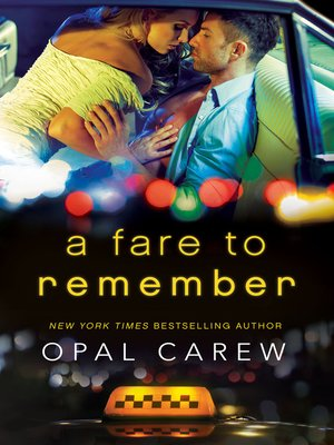 cover image of A Fare to Remember