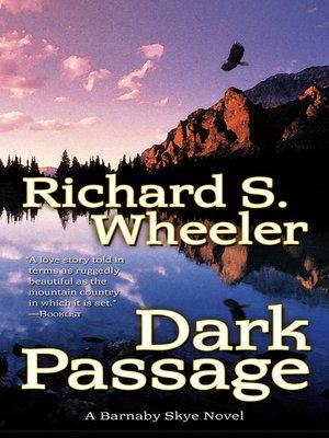 cover image of Dark Passage