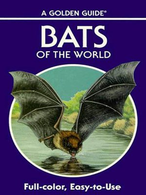 cover image of Bats of the World