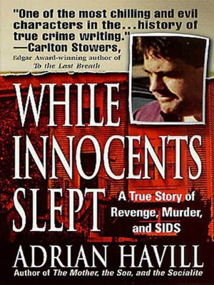 cover image of While Innocents Slept