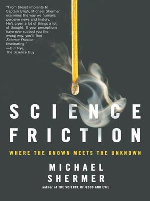 cover image of Science Friction