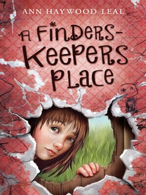 cover image of A Finders-Keepers Place