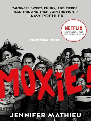 cover image of Moxie