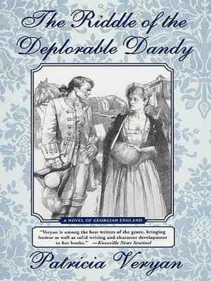 cover image of The Riddle of the Deplorable Dandy