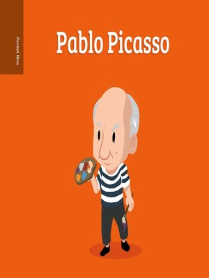 cover image of Pocket Bios--Pablo Picasso