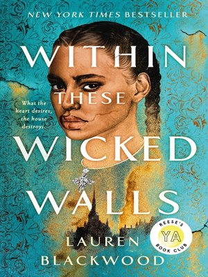 cover image of Within These Wicked Walls