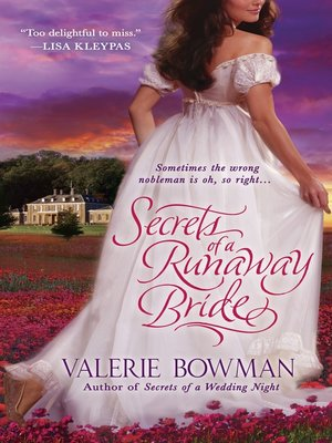cover image of Secrets of a Runaway Bride