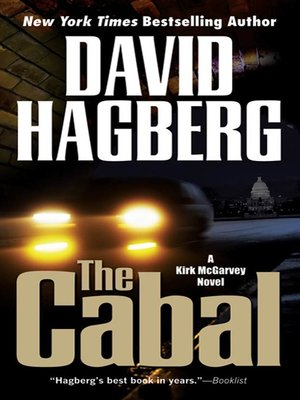 cover image of The Cabal