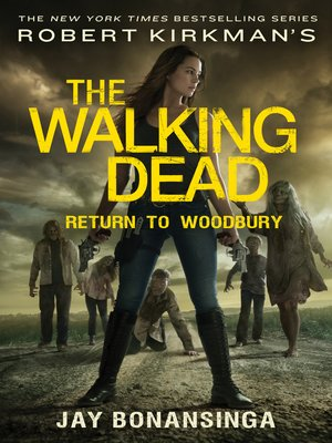 cover image of The Walking Dead: Return to Woodbury