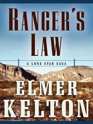 cover image of Ranger's Law