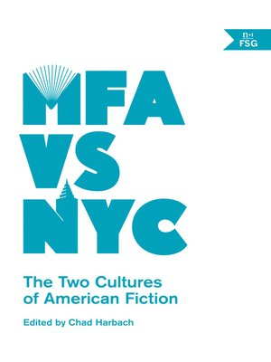 cover image of MFA vs NYC