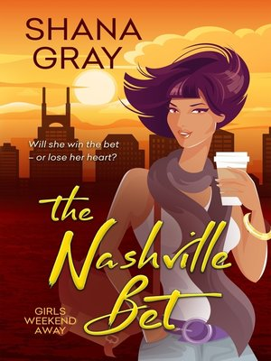 cover image of The Nashville Bet