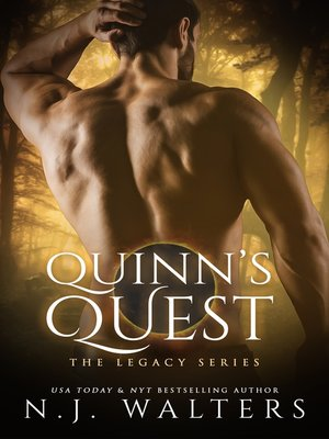 cover image of Quinn's Quest