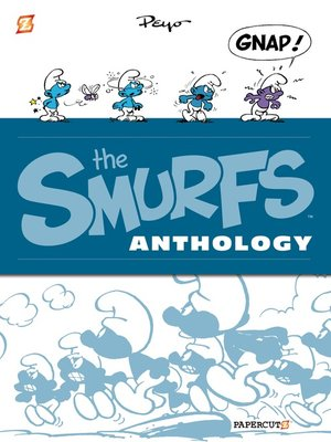 cover image of The Smurfs Anthology, Volume 1