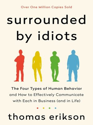 cover image of Surrounded by Idiots