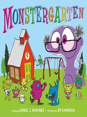 cover image of Monstergarten
