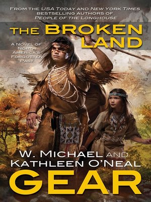 cover image of The Broken Land