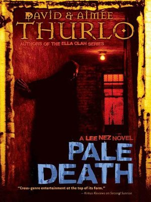 cover image of Pale Death--A Lee Nez Novel