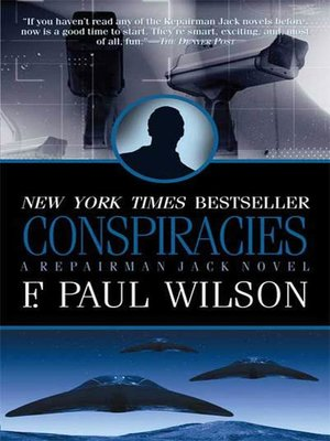 cover image of Conspiracies