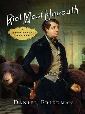 cover image of Riot Most Uncouth