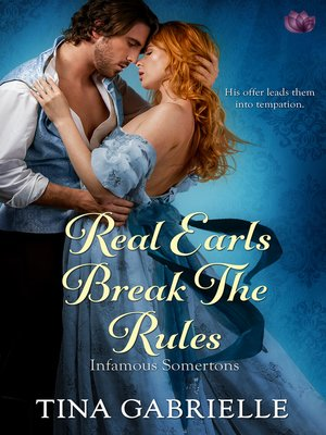 cover image of Real Earls Break the Rules