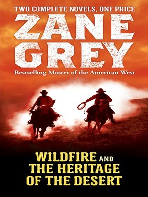 cover image of Wildfire and the Heritage of the Desert