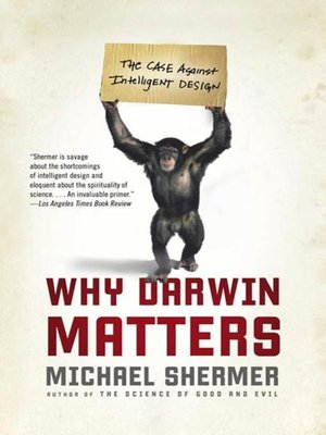 cover image of Why Darwin Matters