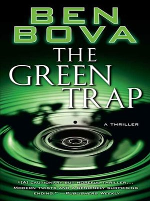 cover image of The Green Trap